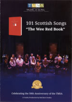 101 Scottish Songs: The Wee Red Book (TMSA DVD101)