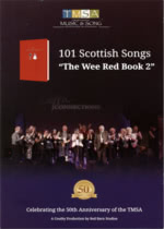 101 Scottish Songs: The Wee Red Book 2 (TMSA DVD102)