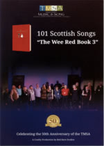 101 Scottish Songs: The Wee Red Book 3 (TMSA DVD103)