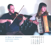 Mairearad Green and Mike Vass: A Day a Month (Buie BUIECD04)