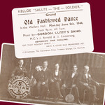 Gordon Cutty: A Grand Old Fashioned Dance (Free Reed FRR 006)