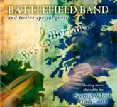 Battlefield Band: Beg & Borrow… (Temple COMD2107)