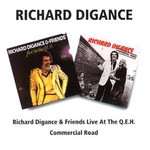 Richard Digance: Live at the Q.E.H. / Commercial Road (BGO BGOCD304)