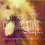 The Cooking Vinyl Sampler for Mid and Budget Titles at a Special Price (Cooking Vinyl GRILLCD006)