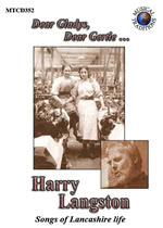Harry Langston: Dear Gladys, Dear Gertie … (Musical Traditions MTCD352)