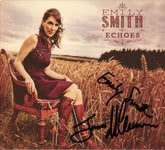 Emily Smith: Echoes (White Fall WFRCD007)