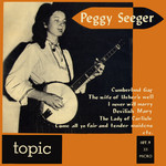 Peggy Seeger: Eleven American Ballads and Songs (Topic 10T9)