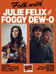 Folk with Julie Felix & Foggy Dew-O (ditto DTO 10257)