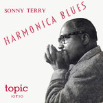 Sonny Terry: Harmonica Blues (Topic 10T30)