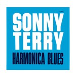 Sonny Terry: Harmonica Blues (Topic 12T30)