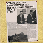 Bernard O'Sullivan & Tommy McMahon: Irish Traditional Music of County Clare (Topic 12TFRS505)