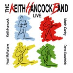 The Keith Hancock Band Live (Epona EPO 016)