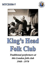 King's Head Folk Club (Musical Traditions MTCD356/7)
