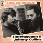 Jim Mageean & Johnny Collins: Live at Herga! (Sweet Folk and Country SFA 123)