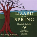 Elisabeth LaPrelle: Lizard in the Spring (Old 97 Wrecords CD 011)