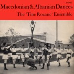 The Tine Rožanc Ensemble: Yugoslav Dances (Topic TOP112)
