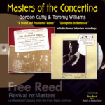 Gordon Cutty, Tommy Williams: Masters of the Concertina (Free Reed FRRR 12)