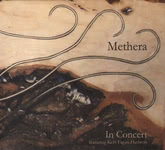 Methera: In Concert (Methera TAN002)