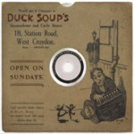 Duck Soup: Open on Sundays (Hebe Music HEBECD006)