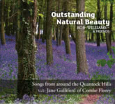 Rob Williams: Outstanding Natural Beauty (Quantock QRCD101)