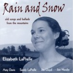 Elisabeth LaPrelle: Rain and Snow (Old 97 Wrecords CD 004)