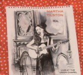 Martha Tilston: Real: Live at the Union Chapel (Squiggly SQRCD06)