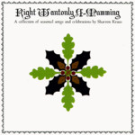 Sharron Kraus: Right Wantonly A-Mumming (Bo'Weavil 25CD)