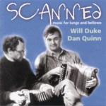 Will Duke & Dan Quinn: Scanned (Hebe Music HEBECD003)