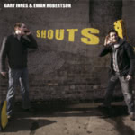Gary Innes & Ewan Robertson: Shouts (PD Productions PDP001)