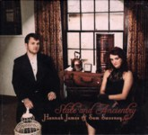 Hannah James & Sam Sweeney: State and Ancientry (RootBeat RBRCD13)