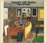 Roger McGough Summer with Monica (Fledg'ling FLED 3102)