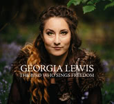 Georgia Lewis: The Bird Who Sings Freedom (RootBeat RBRCD37)