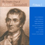 The Complete Songs of Robert Tannahill Volume I (Brechin All CDBAR003)