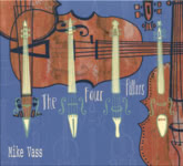 Mike Vass: The Four Pillars (Unroofed UR005CD)