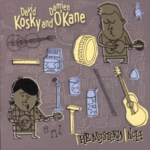 David Kosky and Damien O'Kane: The Mystery Inch (Pure PRCD30)