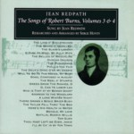 Jean Redpath: The Songs of Robert Burns, Volumes 3 & 4 (Greentrax CDTRAX115)