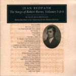Jean Redpath: The Songs of Robert Burns, Volumes 5 & 6 (Greentrax CDTRAX116)