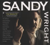 Sandy Wright & the Toxic Cowboys: The Songs of Sandy Wright (Navigator NAVIGATOR23)