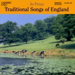 Jo Freya: Traditional Songs of England (Saydisc CD-SDL 402)