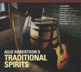Ailie Robertson's Traditional Spirits (Lorimer LORRCD03)