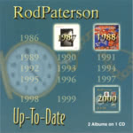 Rod Paterson: Up to Date (Greentrax CDTRAX197)