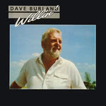 Dave Burland: Willin' (Black Crow CRO 223)