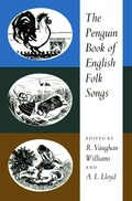 The Penguin Book of English Folk Songs (Penguin 1961)